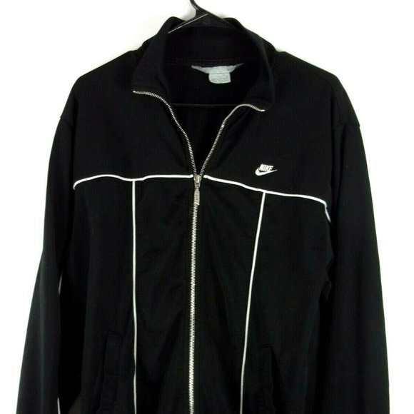 dde3f659a Nike Jackets & Coats | L Mens Zip Up Track Jacket | Poshmark